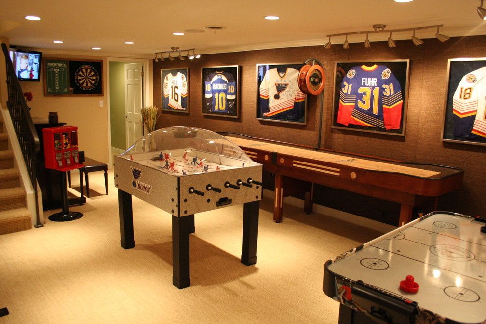 Basement Gaming Room Ideas 2019 | Resource Remodeling