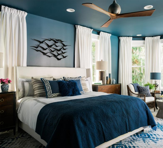 complete bedroom renovations with refreshing layout